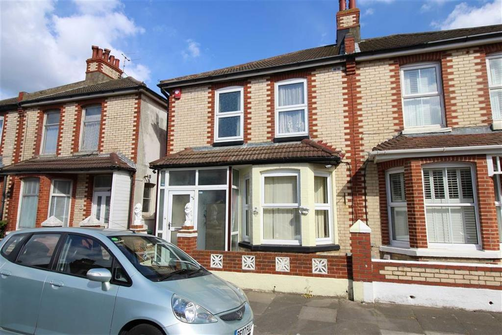 3 Bedrooms Semi Detached House for sale in Erroll Road, Hove, East Sussex