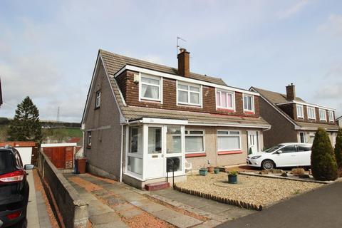 3 bedroom semi-detached house for sale - 20  Braehead Road, Hardgate, G81 6PQ