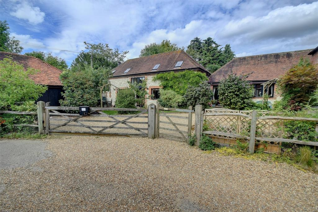 3 Bedrooms Barn Conversion Character Property for sale in North Lane, South Harting, PETERSFIELD, West Sussex