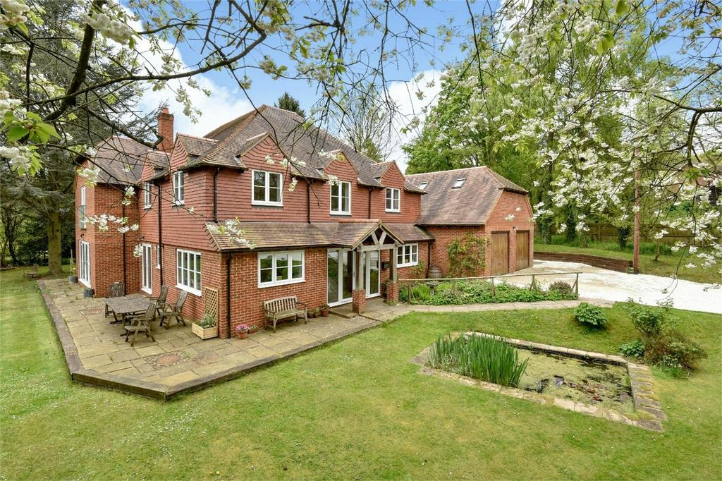 5 Bedrooms Detached House for sale in Ellisfield, Basingstoke, Hampshire