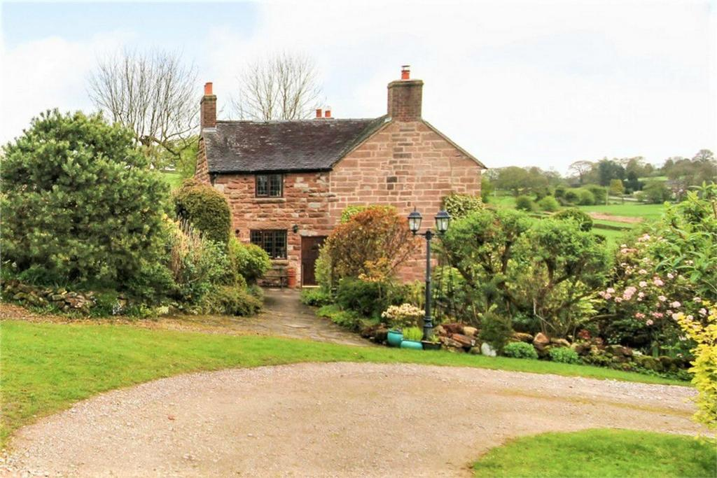 3 Bedrooms Detached House for sale in Whiston, Staffordshire, Staffordshire