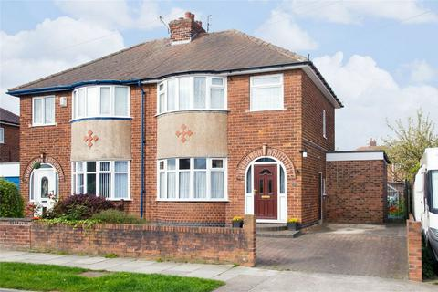3 bedroom semi-detached house for sale - 41 Tranby Avenue, York