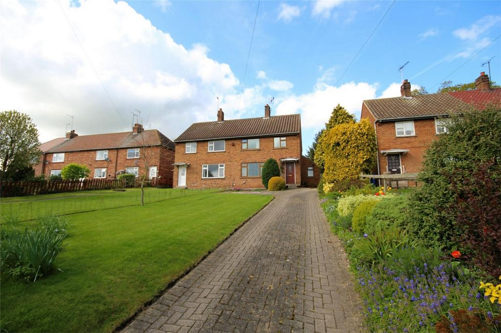 3 Bedrooms Semi Detached House for sale in Main Street, Etton, East Riding of Yorkshire