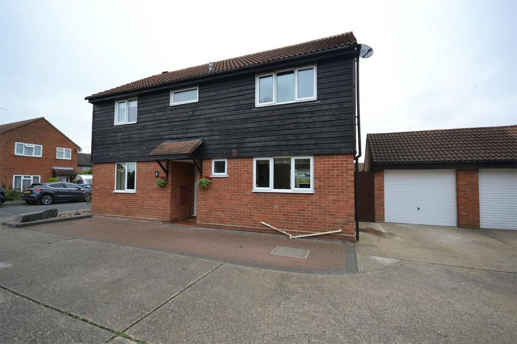 4 Bedrooms Detached House for sale in Lawling Avenue, Heybridge, Maldon, Essex