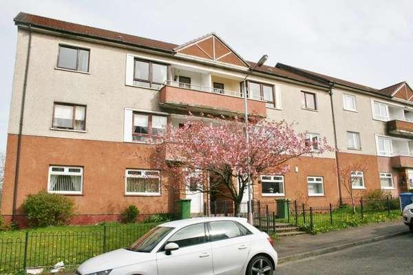 2 Bedrooms Flat for sale in 2/2, 74 Sandaig Road, Glasgow, G33 4SY