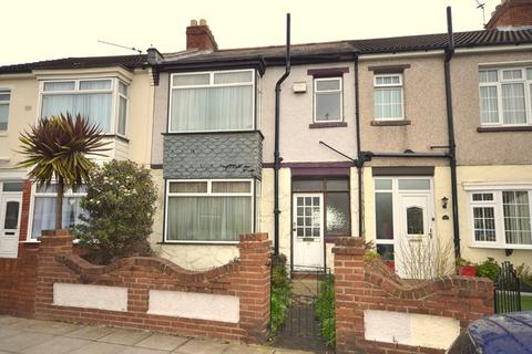 3 bedroom terraced house for sale - Burrfields Road, Copnor, Portsmouth
