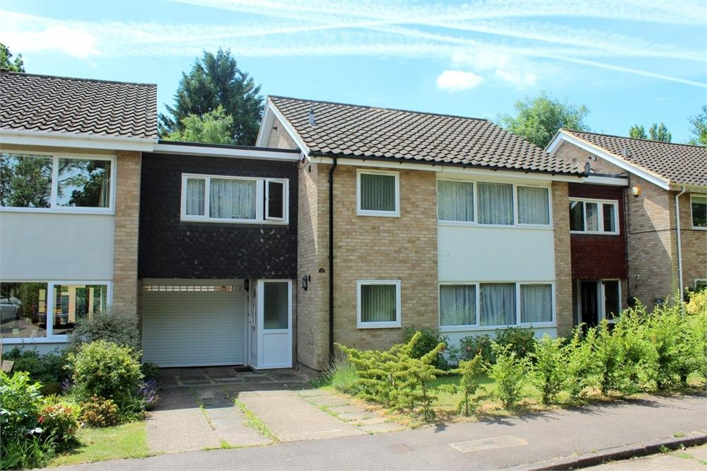 3 Bedrooms Terraced House for sale in The Dell, ST ALBANS, Hertfordshire