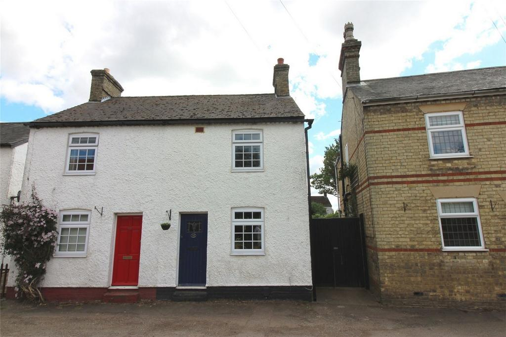 2 Bedrooms Cottage House for sale in Church Street, Clifton, Shefford, Bedfordshire