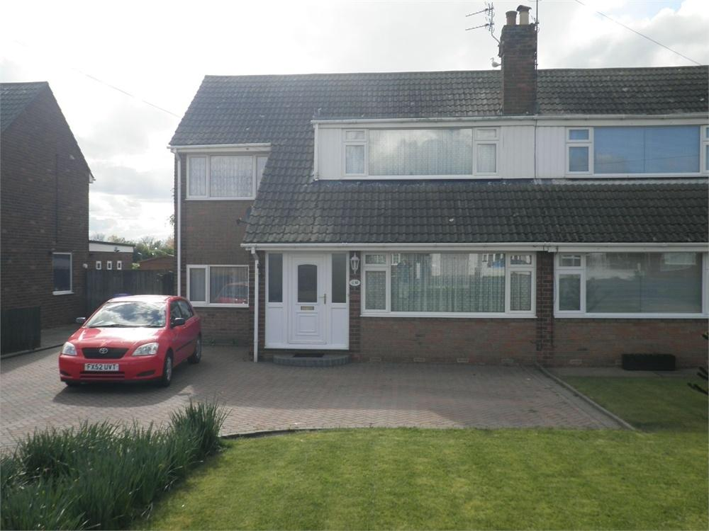3 Bedrooms Semi Detached House for sale in 62 Hollym Road, Withernsa, East Riding of Yorkshire
