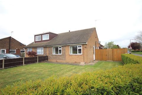 2 bedroom semi-detached bungalow for sale - Honeyholes Lane, Dunholme, LN2