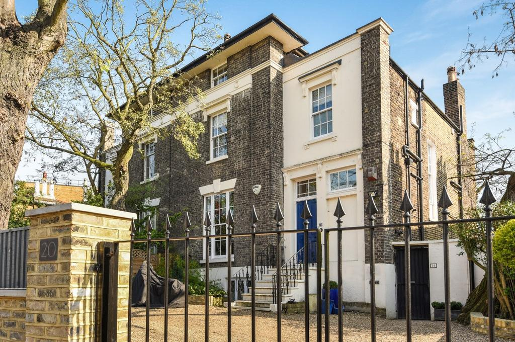 5 Bedrooms Semi Detached House for sale in Belmont Hill London SE13