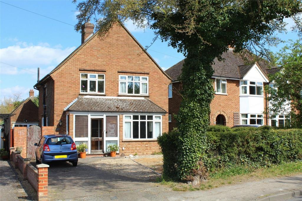 3 Bedrooms Detached House for sale in Weston Way, Baldock, Hertfordshire