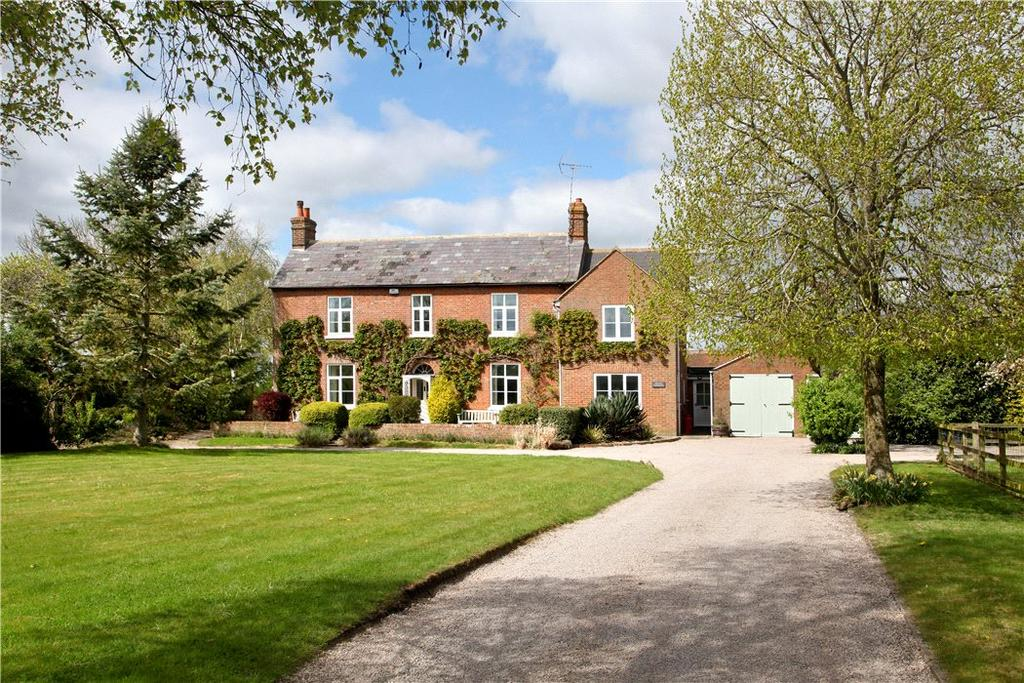 4 Bedrooms House for sale in Woolstone, Faringdon, SN7