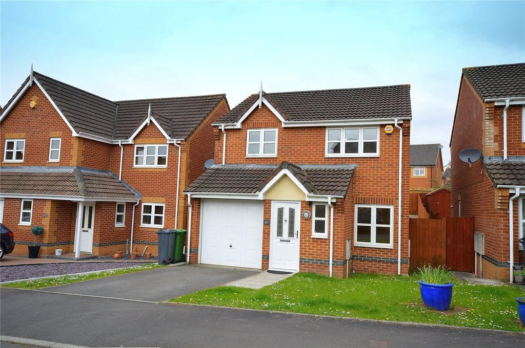 3 Bedrooms Detached House for sale in Clos Dol Heulog, Pontprennau, Cardiff, CF23