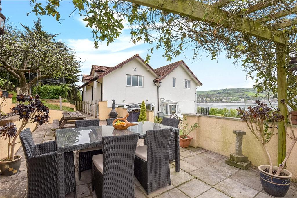 5 Bedrooms Detached House for sale in Teignmouth Road, Bishopsteignton, Teignmouth, Devon, TQ14