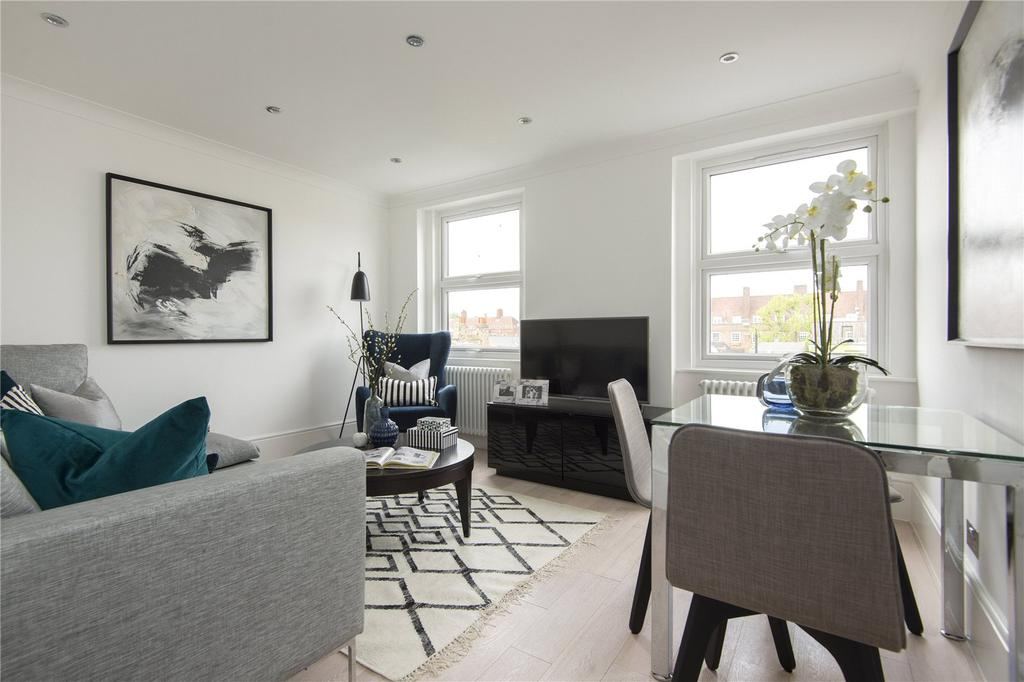 2 Bedrooms Flat for sale in Hackney Road, London, E2
