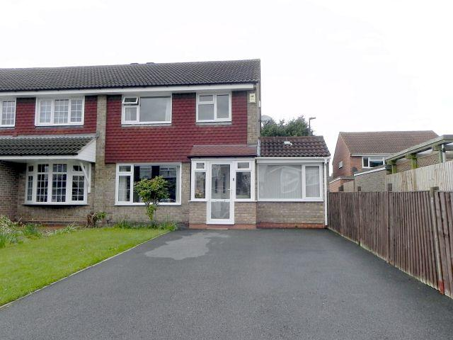 3 Bedrooms Semi Detached House for sale in Stourton Close,Walmley,Sutton Coldfield