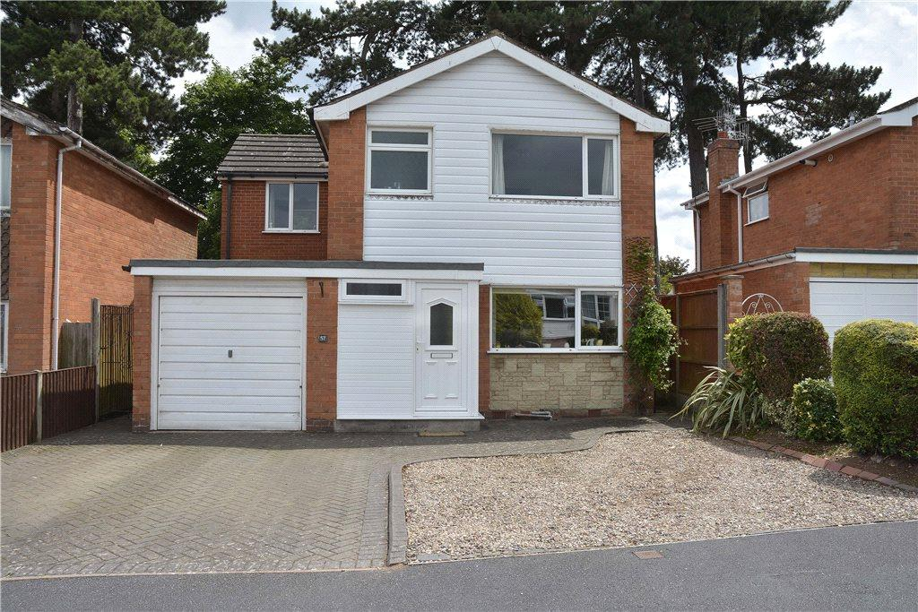 4 Bedrooms Detached House for sale in Beaconhill Drive, Worcester, Worcestershire, WR2