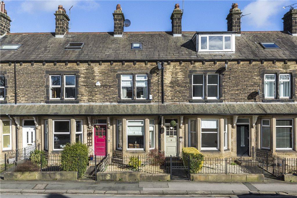 4 Bedrooms Unique Property for sale in Queens Terrace, Guiseley, Leeds, West Yorkshire