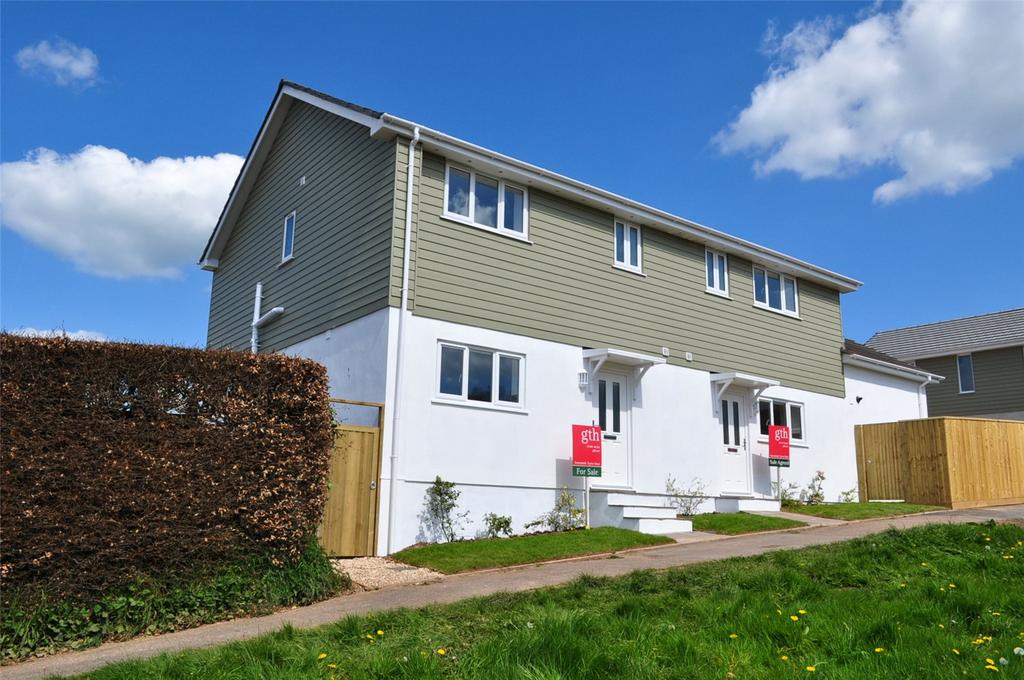 3 Bedrooms House for sale in 2 Lower Brand Lane, Honiton, Devon, EX14