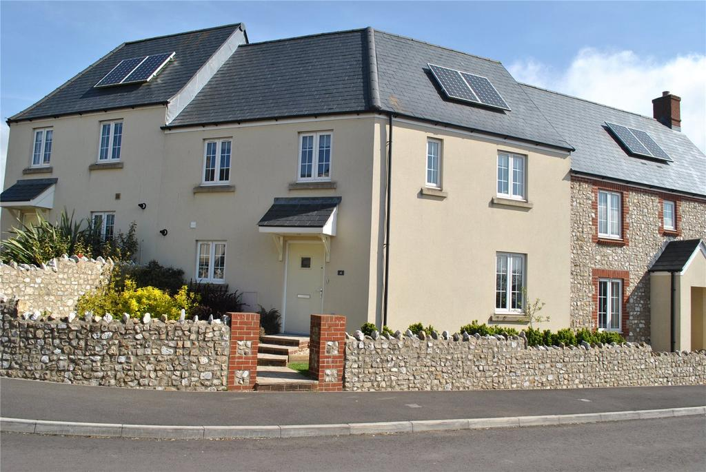 3 Bedrooms House for sale in Barn Close, Churchinford, Taunton, Somerset, TA3