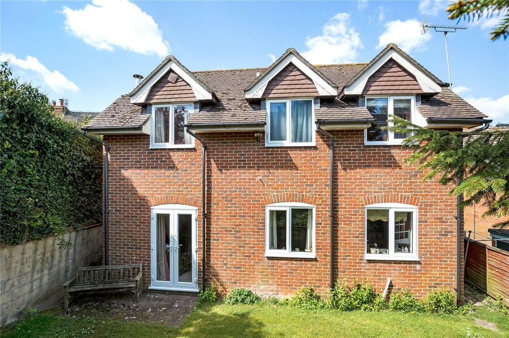 3 Bedrooms Detached House for sale in Paynes Lane, Broughton, Hampshire, SO20