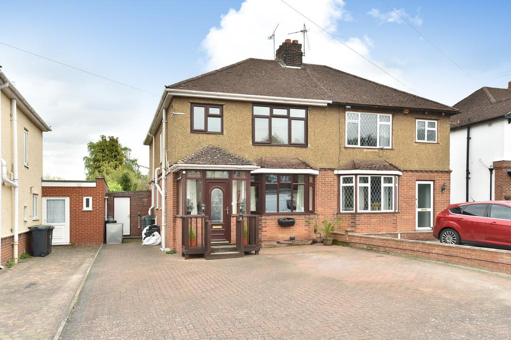 3 Bedrooms Semi Detached House for sale in Teapot Lane, Aylesford
