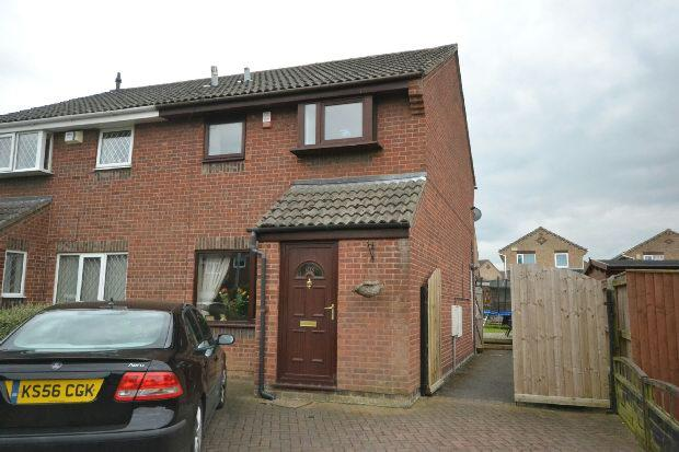 2 Bedrooms Semi Detached House for sale in Orion Way, GRIMSBY