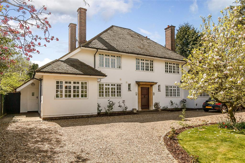 5 Bedrooms Detached House for sale in Redbourn Lane, Harpenden, Hertfordshire