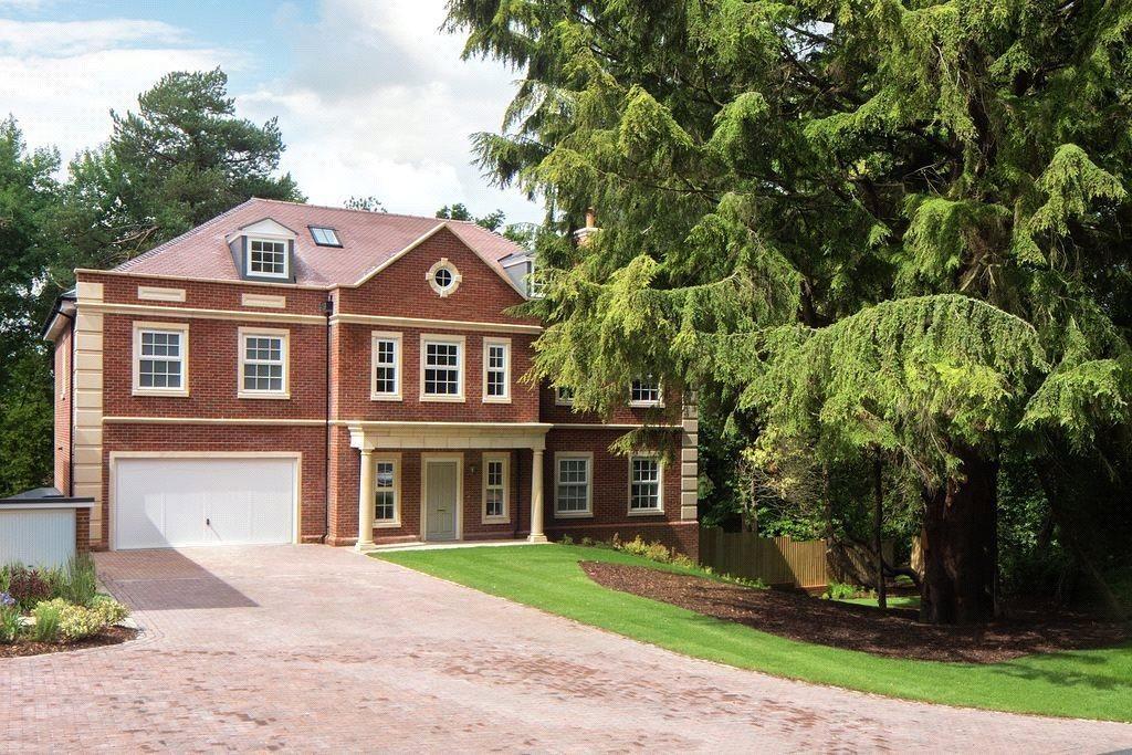 5 Bedrooms Detached House for sale in High Peak, London Road, Sunningdale, Berkshire