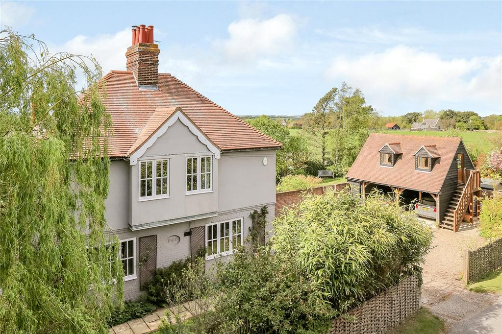4 Bedrooms Detached House for sale in Lea Lane, Great Braxted, Witham, Essex