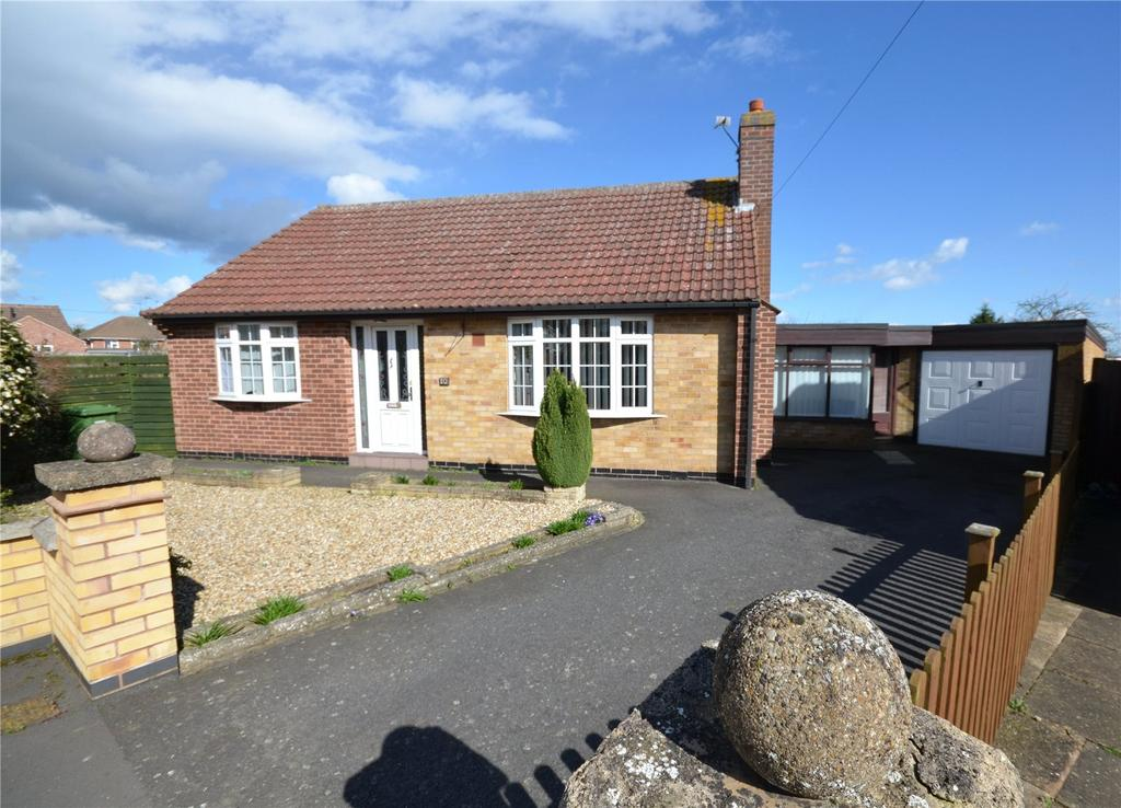 2 Bedrooms Detached Bungalow for sale in Garden Lane, Melton Mowbray, Leicestershire