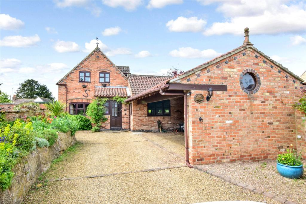 4 Bedrooms Barn Conversion Character Property for sale in Pump Lane, Asfordby, Melton Mowbray