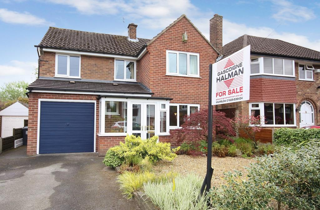 3 Bedrooms Detached House for sale in Finney Drive, Wilmslow