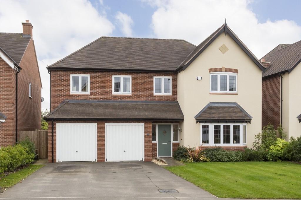 5 Bedrooms Detached House for sale in Causer Road, Barton Under Needwood