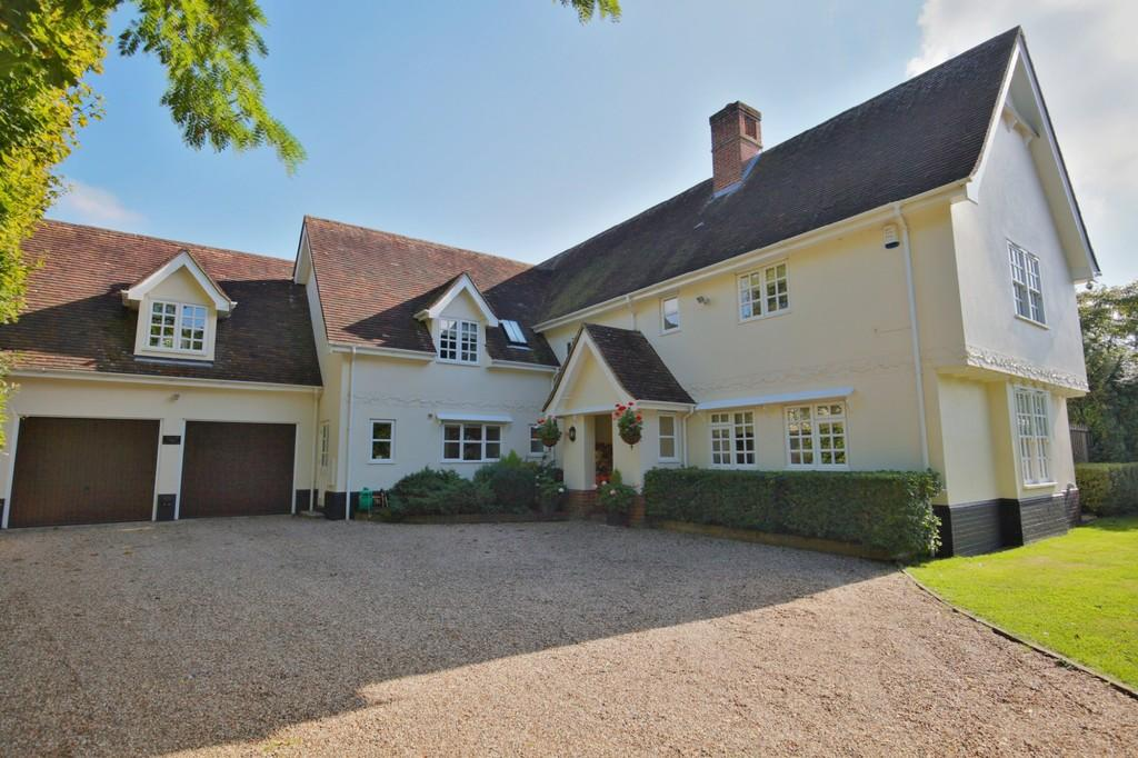 5 Bedrooms Detached House for sale in Great Tey, Colchester
