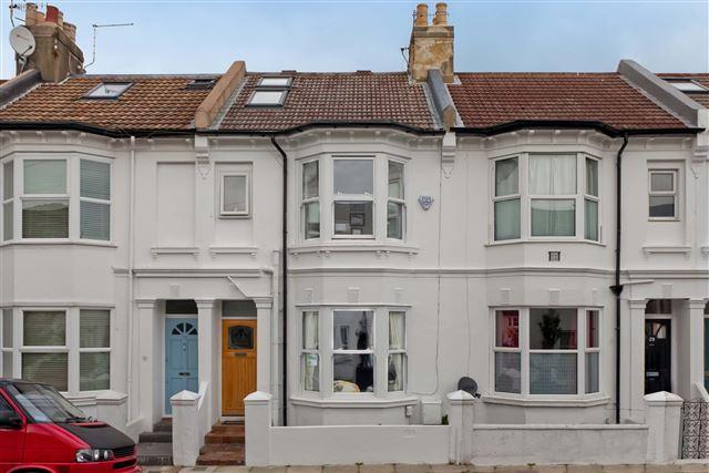3 Bedrooms Terraced House for sale in Shakespeare Street, Hove