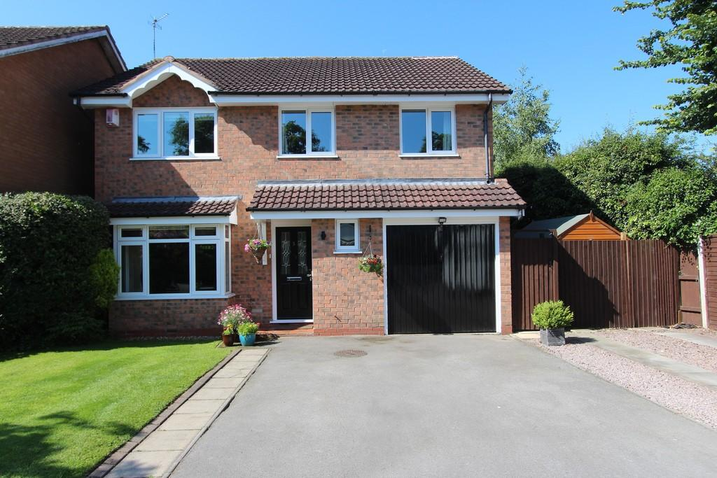 4 Bedrooms Detached House for sale in Withington Grove, Dorridge