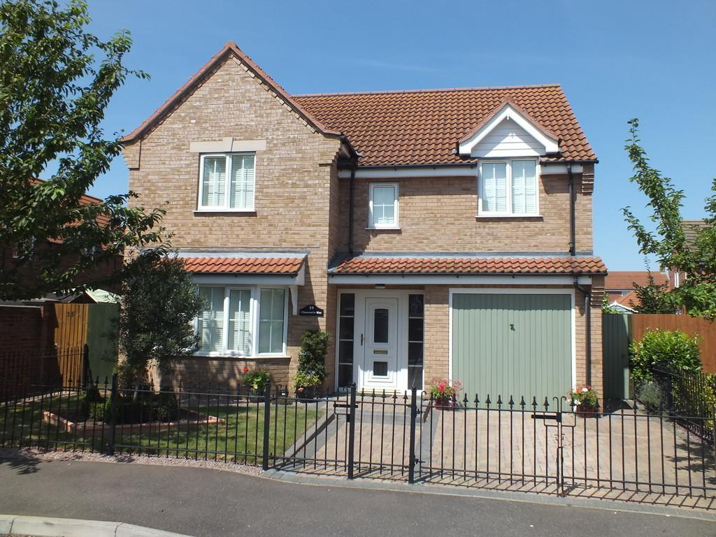 5 Bedrooms Detached House for sale in Chamomile Way, Spalding