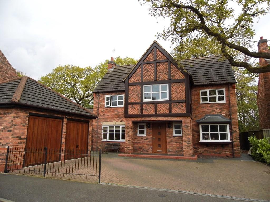 5 Bedrooms Detached House for sale in Whitchurch Lane, Dickens Heath