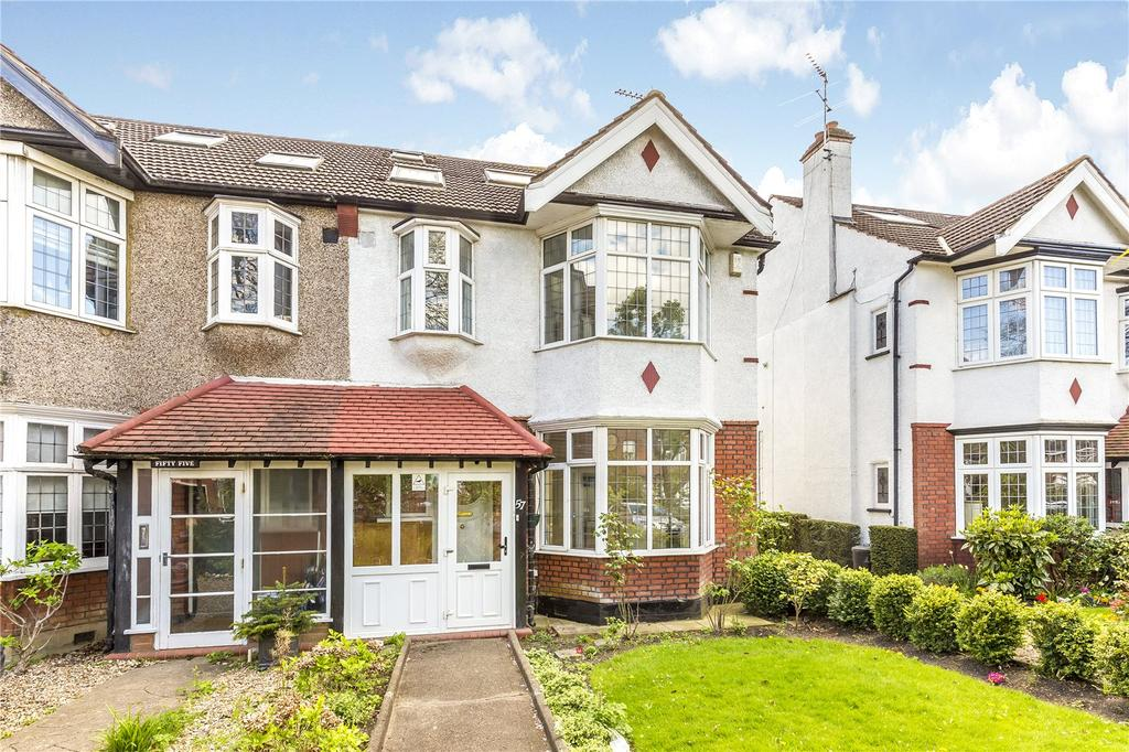 4 Bedrooms Semi Detached House for sale in Coombe Lane, Wimbledon, London, SW20
