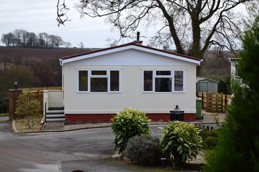 2 Bedrooms Park Home Mobile Home for sale in Kingsmead Park, Swinhope