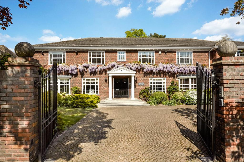 7 Bedrooms Detached House for sale in Palace Road, East Molesey, Surrey, KT8