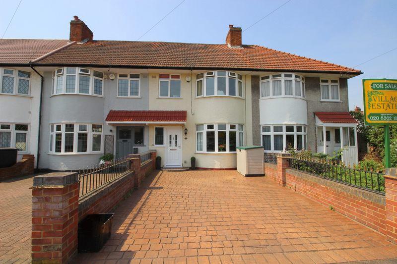 3 Bedrooms Terraced House for sale in Merrilees Road, Sidcup, DA15 8JH