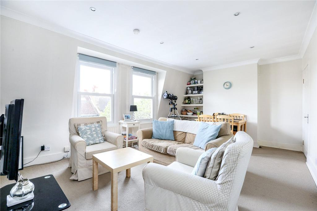 1 Bedroom Flat for sale in Gironde Road, London, SW6