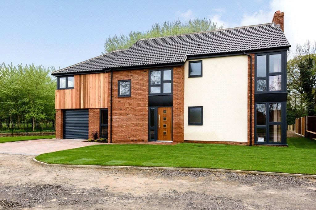 4 Bedrooms Detached House for sale in Plot 1 Amber House, The Common, Swardeston, Norwich, NR14