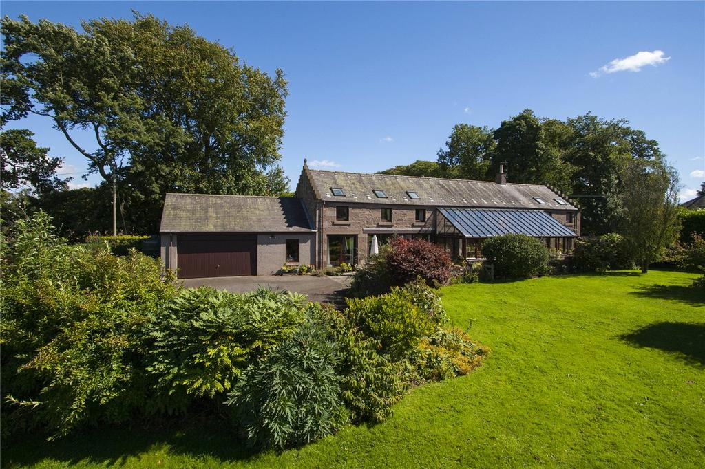 6 Bedrooms Detached House for sale in The Old Carthouse, West Mains Of Keithock, By Brechin, Angus, DD9