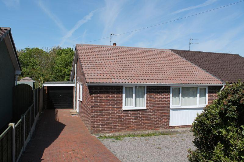 3 Bedrooms Semi Detached Bungalow for sale in Gordano Gardens, Easton In Gordano