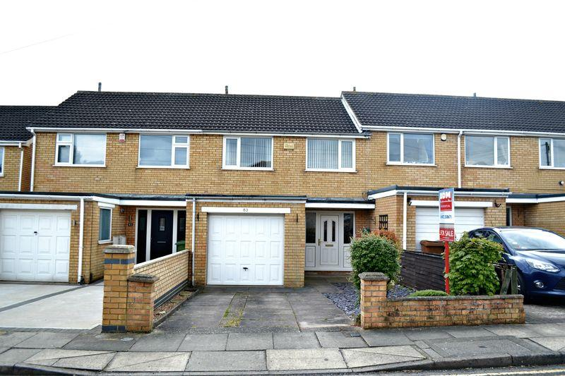 3 Bedrooms Terraced House for sale in Sanctuary Way, Grimsby