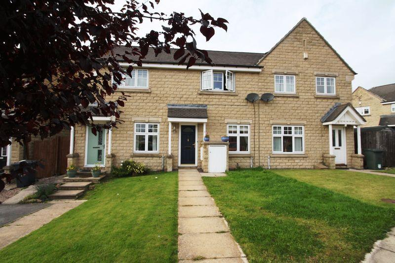 2 Bedrooms House for sale in Nuthatch Mews, Bradford